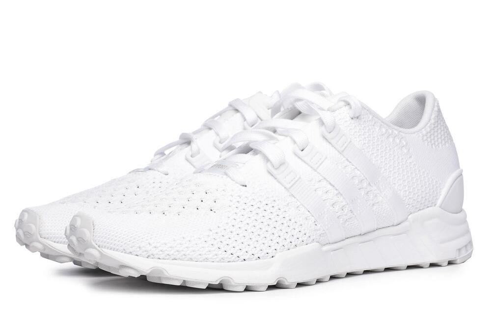ADIDAS ORIGINALS EQT SUPPORT RF PRIMEKNIT homme chaussures Taille US 10 blanc CQ3044