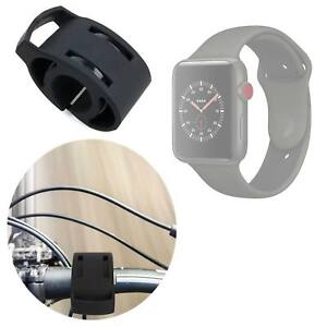 Black-Bicycle-Mount-Kit-For-Use-W-Apple-Watch-Series-3