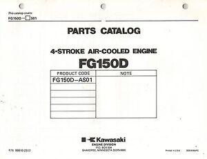 Details about KAWASAKI FG150D AIR COOLED ENGINES PARTS MANUAL on kawasaki fh601v parts, kawasaki prairie 300 carb diagram, kawasaki fc150v parts diagram, mahindra parts diagrams, mtd parts diagrams, kawasaki fb460v parts list, kawasaki ga 2300a generator parts, kawasaki oem parts diagram, bush hog parts diagrams, long tractor engine parts diagrams, kawasaki fh580v parts, kawasaki ga1000a generator parts, kawasaki fh680v parts electric clutch, kawasaki fc420v parts diagram, kawasaki replacement engines, caterpillar engine parts diagrams, kawasaki mule parts diagram, small four-stroke engine diagrams, exmark parts diagrams, kawasaki 250 parts diagram,