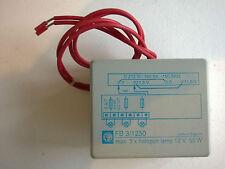 EREA FB 3/1250 (320-00201) - Anschlusskasten mit Sicherung – Fuse box 80x65x35mm