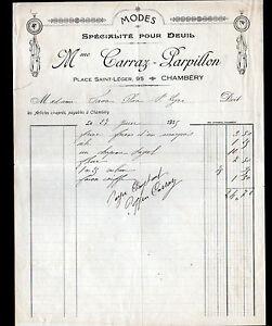 CHAMBERY-73-LINGERIE-MODE-Speciale-pour-DEUIL-034-Mme-CARRAZ-LARPILLON-034-1915