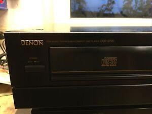 DENON-DCD-2700-CD-Player-Black