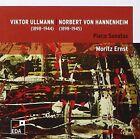 Klaviersonaten von Moritz Ernst (2014)