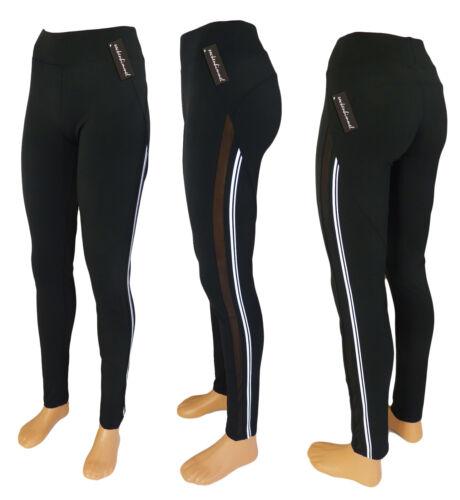 Marathon Jogging Damen Sport- und Gymnastik-Hose Funktions- Leggings Yoga