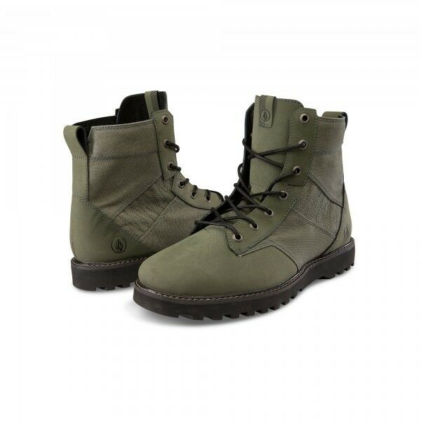 Volcom Hemlock Boot Stiefel Military NEUWARE army green NEUWARE Military RAR Item portofrei 3fbf9f