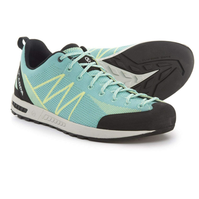 New Women`s Scarpa Iguana Hiking shoes 7260-350