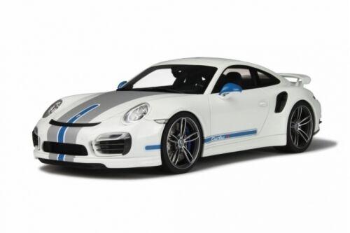 1:18 GT Spirit 049 Porsche 911 991 Turbo S TECHART weiss