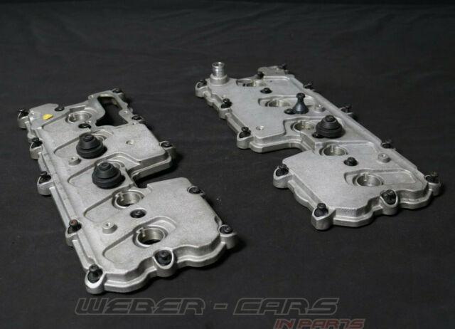 07L103475P 07L103476P OEM Audi RS6 4F V10 Ventildeckel Zylinderkopfhaube Li + Re