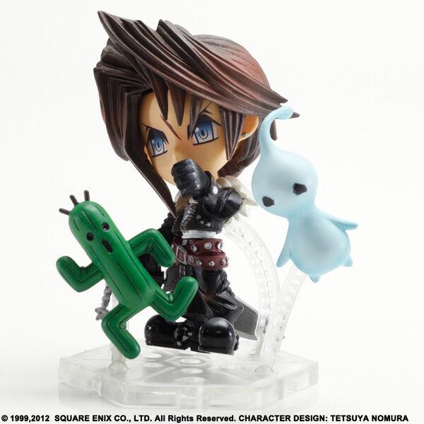 Square Enix - Final Fantasy VIII - Trading Arts Kaï Mini - Squall Leonhart