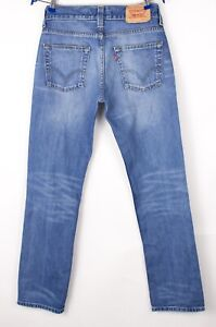 Levi's Strauss & Co Hommes 511 Slim Jean Taille W32 L32 BBZ658