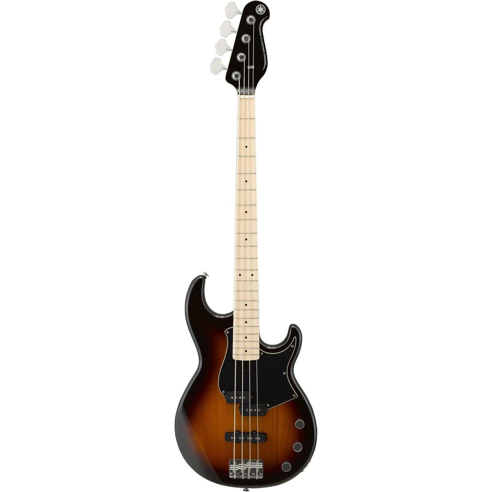 Yamaha BB434M Tobacco braun Sunburst Gloss Finish Electric Bass