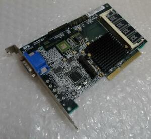 8 Mo Genuine HP Matrox CCR00916 356018-002 167033-001 carte graphique Unité