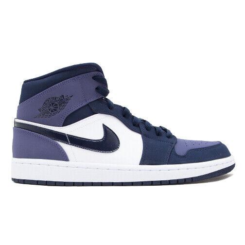 Size 13 - Jordan 1 Mid Sanded Purple for sale online | eBay