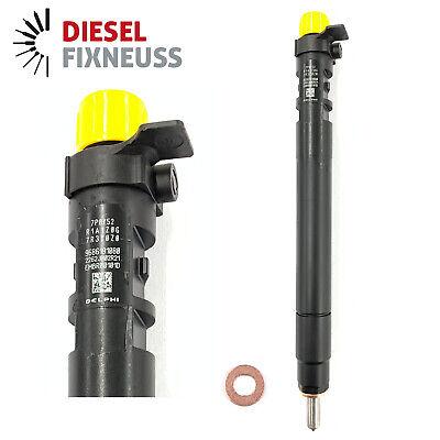 Peugeot 508 2012 2.0HDI 120KW 1980L3 9686191080  Injektor Einspritzdüse for 1x