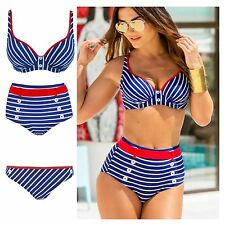 c0bb3e4c55 Freya in The Navy As3860 W Underwired High Neck Swimsuit Marine (mar ...