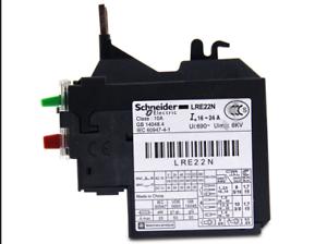 1PC New Schneider LRE22N LR-E22N 16-24 A LIVRAISON GRATUITE