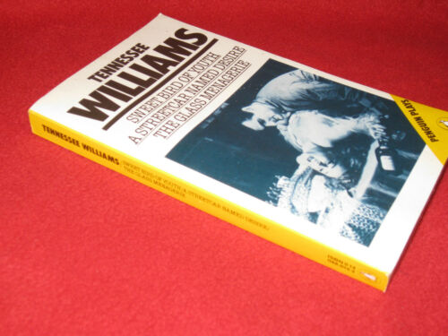 1 of 1 - TENNESSEE Williams Penguin Plays Sweet Bird of Youth, A Streetcar Named Desire +