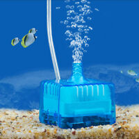 New Pneumatic Biochemical Activated Carbon Filter for Aquarium Fish Tank