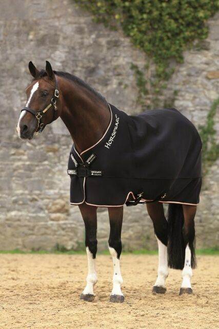Horseware Rambo Moisture Wicking Airmax Breathable Cooler Disc Front All Sizes