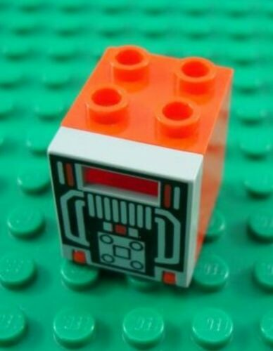 LEGO Light Gray 2x2x2 MTron Space Container