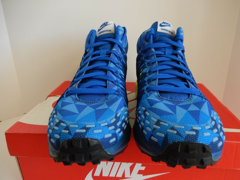 NIKE AIR ZOOM IT 90 IT ZOOM GOLF chaussures PURE PLATINUM-MID TURQ-VOLT SZ 7 [844569-002] 93f652