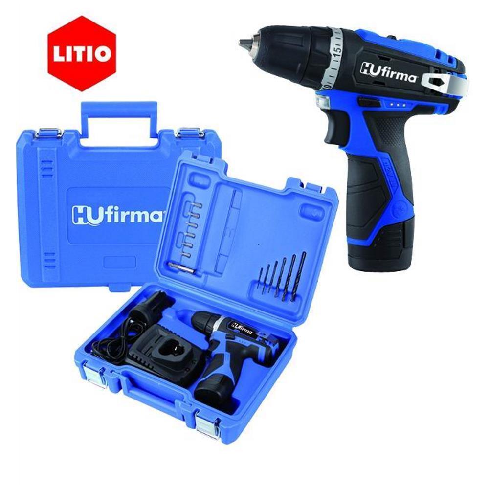 Bohrer HU-Signatur Hu-T12 Li 12V-1,5Ah 2 Batterie