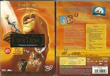 RARE / WALT DISNEY : LE ROI LION ( EDITION COLLECTOR 2 DVD )