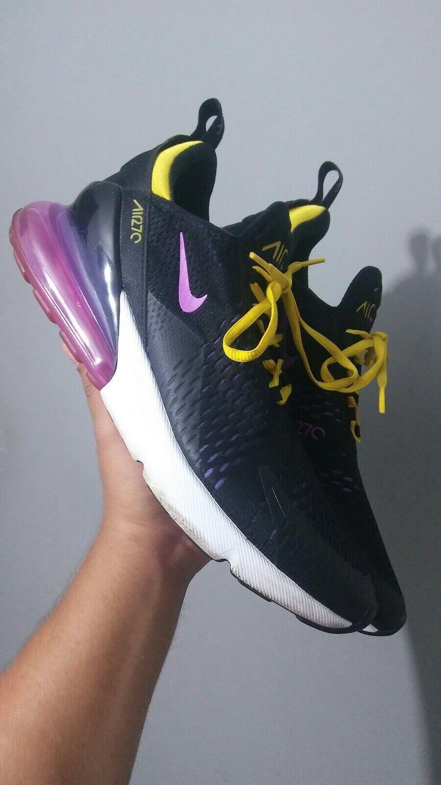 Nike Air Max 270 Hyper Grape Size 11.5