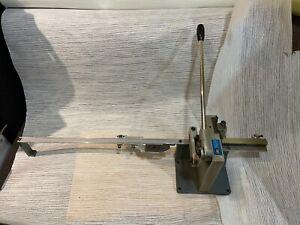 GNU Hebelschere Bandstahlschnitt Bandstahlscheidegerät
