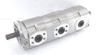 Komatsu PW30-A Hydraulikpumpe 3fach KRP4-12-12-12CHN 21F6012110