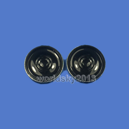 2pcs 28mm 32ohm 32Ω 0.5W Audio Speaker Stereo Woofer Loudspeaker Trumpet Horn