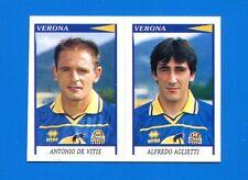 CALCIATORI PANINI 1998-99 Figurina-Sticker n. 618 -DE VITIS-AGLIETTI VERONA-New