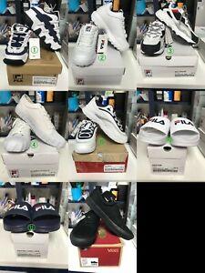 fila vans shoes
