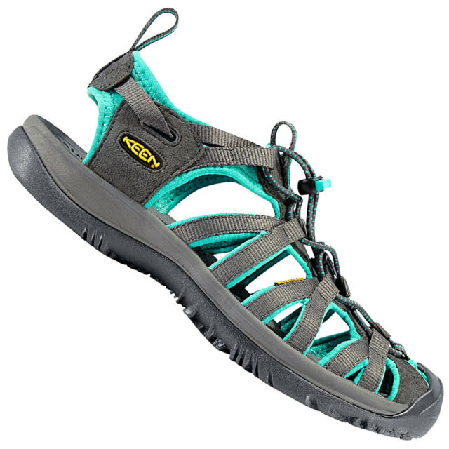 723829a061e1 KEEN 1003717 Women s Whisper Dark Shadow Ceramic Sport Sandals 10