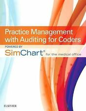 Practice Management with Auditing for Coders powered by SimChart for the Medical