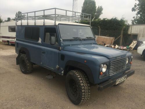 1996-Landrover-Defender-110-Light-4x4-Utility-300TDi