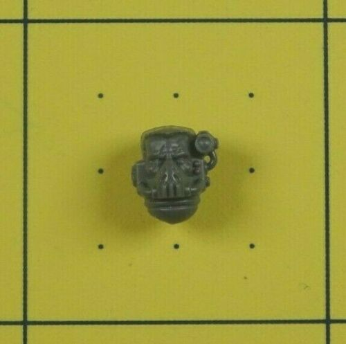 Warhammer 40K Space Marines imperial Fists Primaris Upgrades Head A