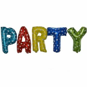 Kids-PARTY-Balloons-Happy-Birthday-Decorations-Boy-Girl-Colourful-Party-Supplies