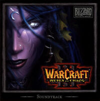 Warcraft Iii Soundtrack Autographed By 2 Composers - Signed World Of Warcraft