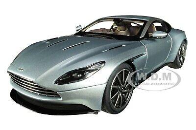 Aston Martin db11 RHD 2017 plata coche modelo 1:18 Top Speed