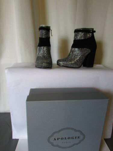 Apologie 36 Serpent Bottines The Pointure Paillettes Prince AnadxBg