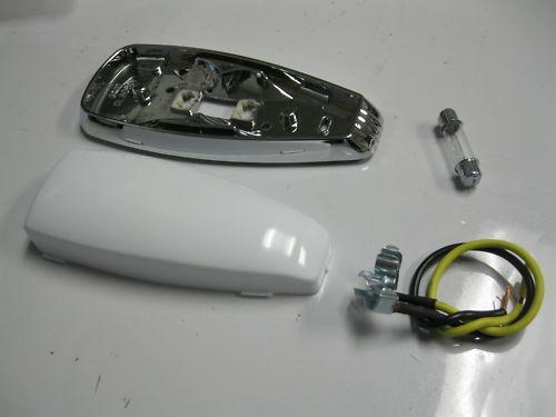 1964 65 66 67 Chevelle dome light assembly kit