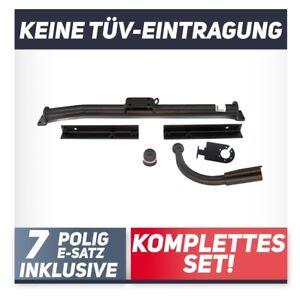 +ESatz Kit Stufenheck Anhängerkupplung abn für RENAULT Megane Classic AHK+ES