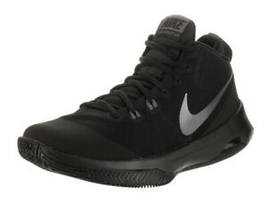 2e3e1c142ef NIB Mens Nike Air Versatile NBK Black Metallic Dark Grey Dark Grey ...