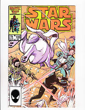 """STAR WARS #105  [1986 FN-VF]  """"THE PARTY'S OVER"""""""