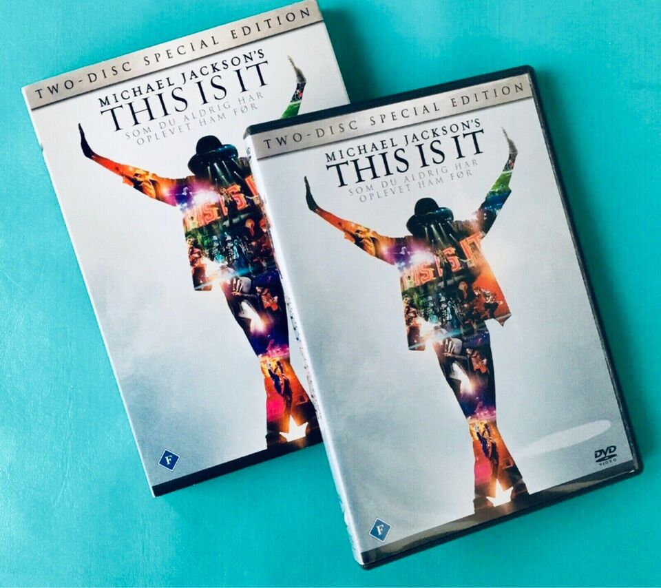 Michael Jackson: This is it (2DVD), DVD, musical/dans