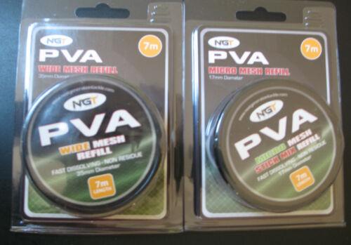 Pva-Netz Nachfüllpackungen 2 Breiten