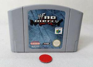 WWF No Mercy | Nintendo | n64 | usado sólo módulo