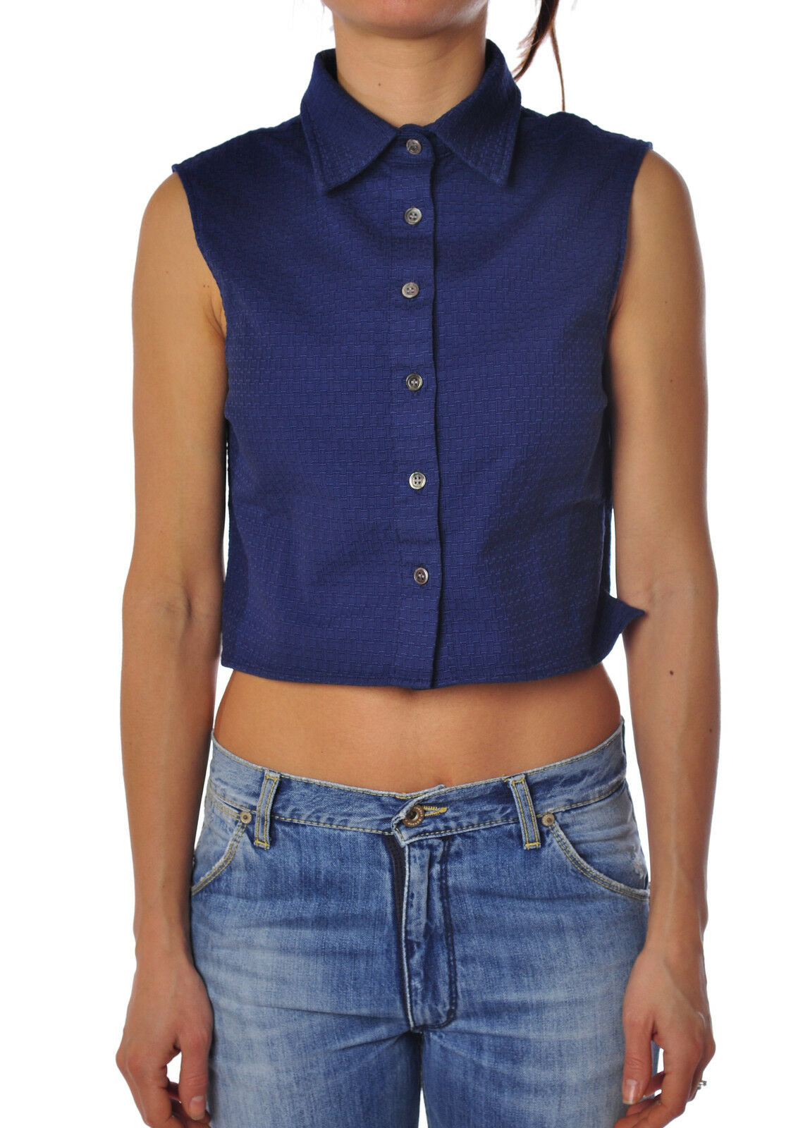 Department 5 - Shirts-Blouses - Woman - Blau - 1522507E191524