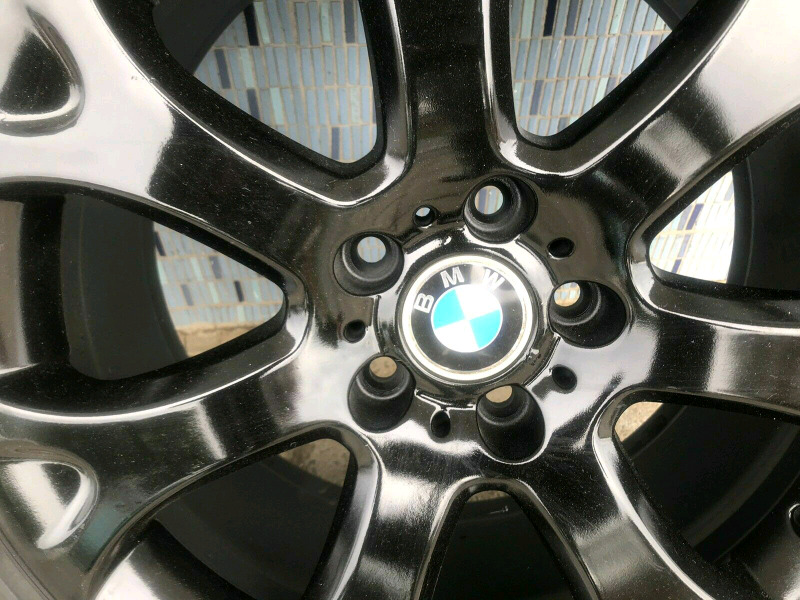 BMW X5 Rims 19 Inches all 9j